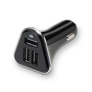 SUPER SZYBKA Ładowarka samochodowa 3x USB 5.2A
