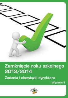 Zamknięcie roku szkolnego 2013/2014 Celuch Małgorzata
