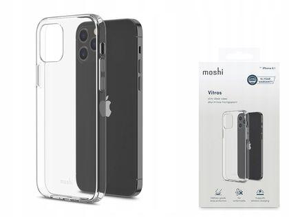 Etui Moshi VITROS do iPhone 12, iPhone 12 Pro