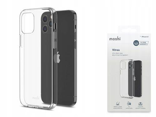 Etui Moshi VITROS do iPhone 12, iPhone 12 Pro na Arena.pl