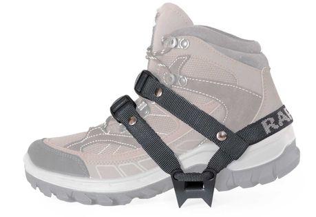 Raczki turystyczne na buty RAPEKS PLUS (r. 35-42EU)