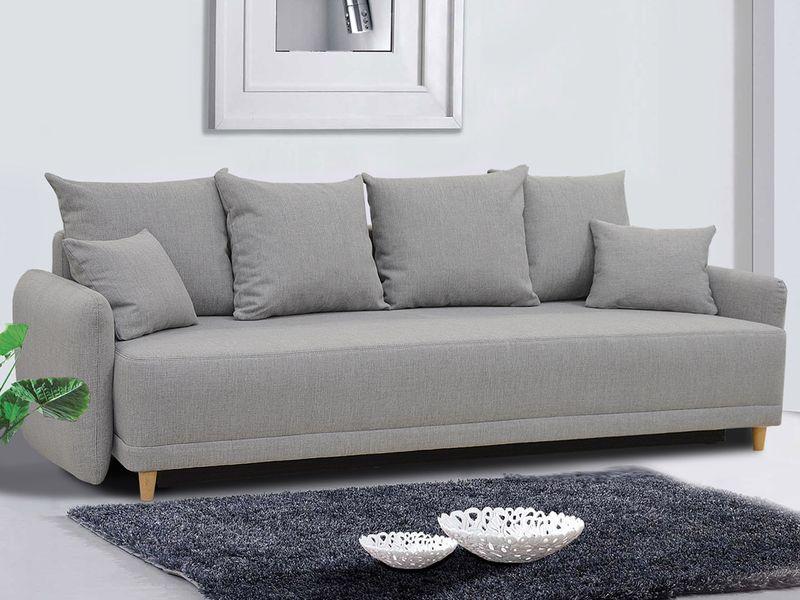Od ręki - Rozkładana sofa Sui w stylu skandynawskim - od PRODUCENTA zdjęcie 5