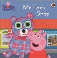 Peppa Pig - Mini Book - Mr Fox's Shop