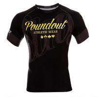 Poundout - Rashguard KING 2.0 SUB-SKIN tech. L