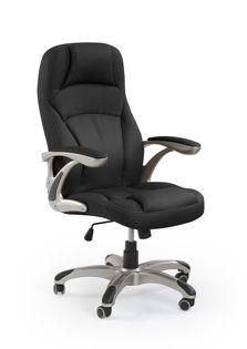 CARLOS HALMAR gabinetowy fotel obrotowy na podstawie jezdnej