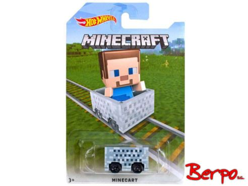 876e3015c MATTEL 540321 HOT WHEELS MINECRAFT • Arena.pl