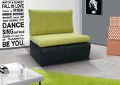 Sofa - fotel rozkładany Ringo - różne kolory zdjęcie 4