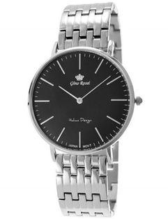 Zegarek Męski Gino Rossi 11014C-1C1