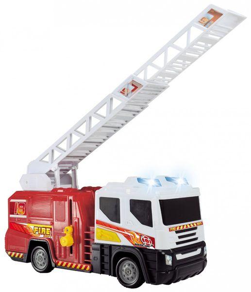 Straż pożarna 30 cm ze światłem i dźwiękiem Dickie 3746003 zdjęcie 2