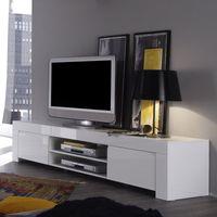 Amalfi RTV duża lakierowana szafka pod telewizor - wysoki połysk