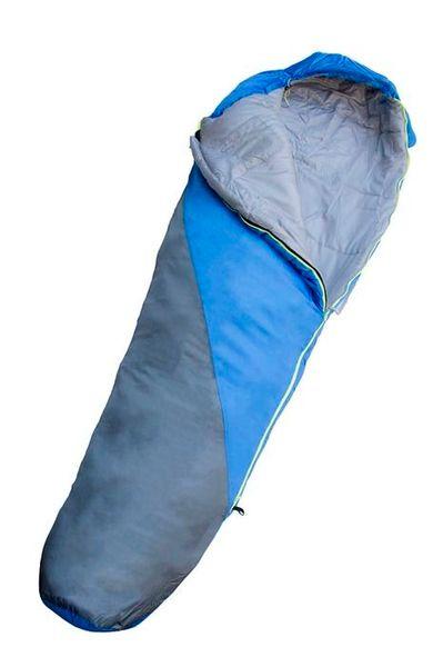 Śpiwór ROCKLAND BLUE FANG R-15 - zamek lewy zdjęcie 5