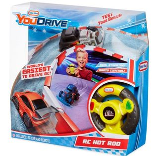 Little Tikes YouDrive Auto na radio