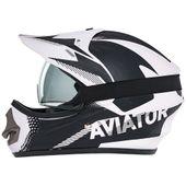 Aviator Cross Enduro MX24 + Gogle ref.1112 Kask Motocyklowy