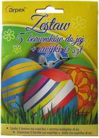 Arpex Zestaw 5 barwników do jaj 286066