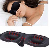 OPASKA NA OCZY maska 3D do spania zdrowy sen
