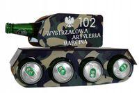 Czołg na Piwo Alkohol Fajny Prezent Na Urodziny Imieniny Święta