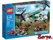 LEGO 60021 City – Wirolot towarowy