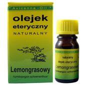 Naturalny Olejek Eteryczny Lemongrasowy - 7ml - Avicenna Oil