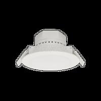 Oprawa podtynkowa downlight ORNO AURA OR-OD-6048WLX3 LED 7W 3000K do zabudowy w sufitach podwieszanych wyposażona w wysokiej jakości diody LED SMD