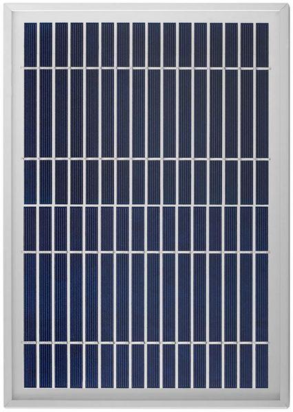 Pompa solarna do oczka wodnego - fontanna - 250 l/h - 0,8 m Uniprodo zdjęcie 3