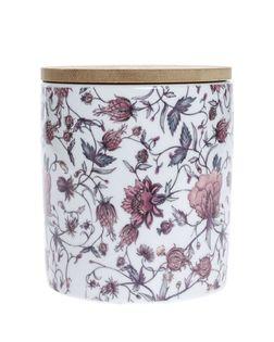 Pojemnik ceramiczny z przykrywką