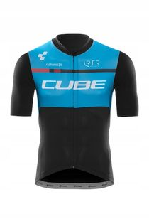 Koszulka rowerowa CUBE TEAMLINE Jersey S/S XL