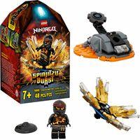 LEGO Ninjago Wybuch Spinjitzu Cole 70685