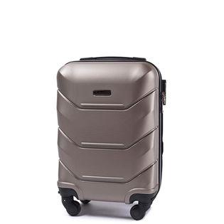 Mała kabinowa walizka KEMER WINGS 147 XS Złota