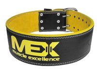 Mex Pas treningowy Power Band żółty Rozmiar - L