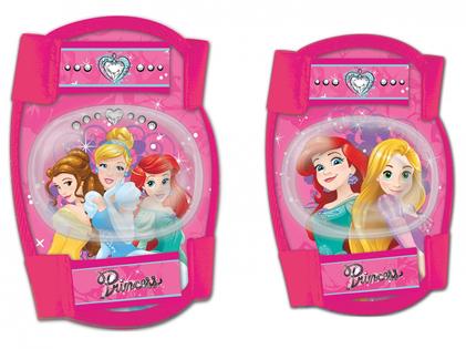 Ochraniacze Rowerowe Na Łokcie I Kolana Princess Księżniczki Disney