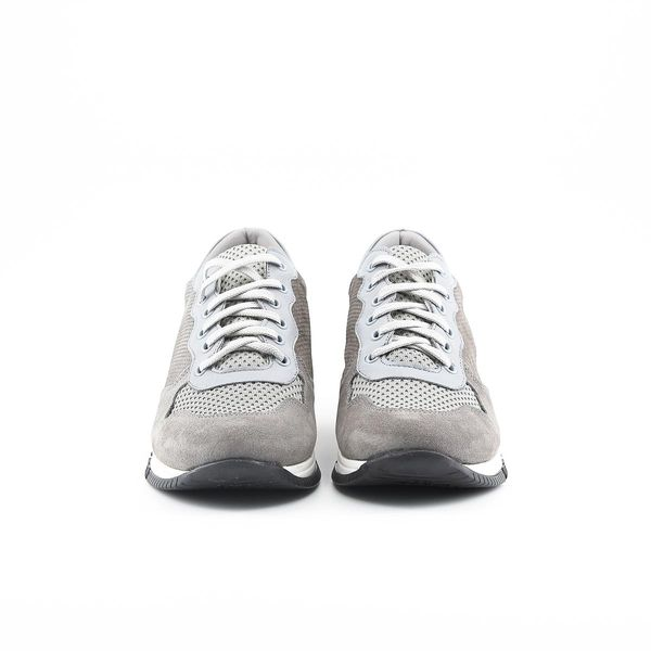 Made in Italia męskie buty sportowe szary 45 zdjęcie 11
