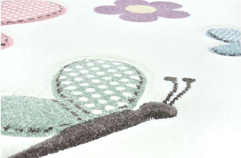 Dywan dla dzieci Diamond MOTYLKI MOTYLE 21648/61 80x150cm zdjęcie 2