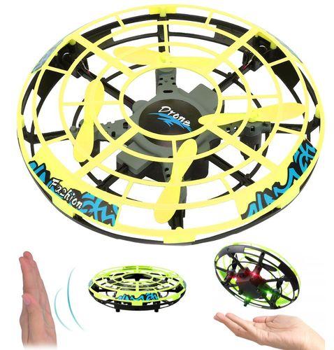 """Mini Dron Latający Lewitujący Inteligentny """"UFO"""" LED LH-X40 Y449 na Arena.pl"""