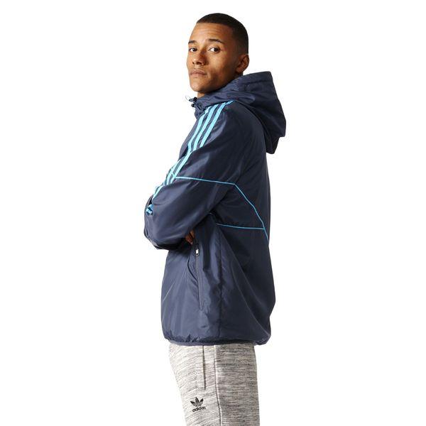 37e59bd40ebdc Kurtka Adidas Originals Essentials Windbreaker męska sportowa wiatrówka XL  zdjęcie 3