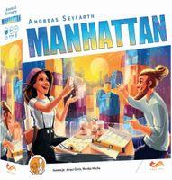Gra Manhattan (edycja polska)