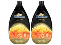 Zestaw 2 x Coccolino Perfume Deluxe Heavenly Nectar koncentrat do płukania 2x870ml