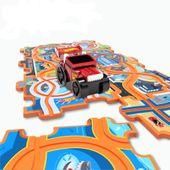 Bladez Hot Wheels Tor składany + autko