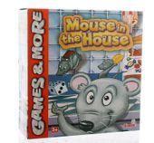 Gra planszowa Chińczyk Myszka w domu