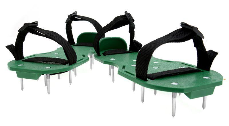 Aerator Sandałowy buty z kolcami zdjęcie 2
