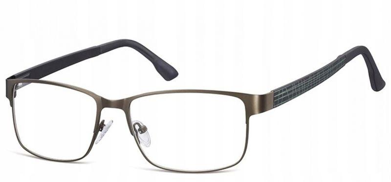 Oprawki okularowe stalowe damskie korekcyjne zerów zdjęcie 8