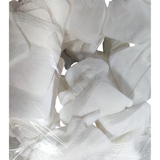 Płatki Kosmetyczne waciki bawełniane 500g prostokąt