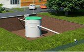 Przydomowa biologiczna oczyszczalnia ścieków 4 - 10 osób VH8 PREMIUM zdjęcie 2
