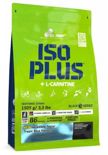 Napój izotoniczny Iso Plus 1505g tropikalny smak Olimp