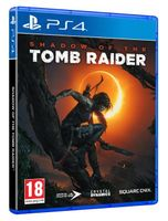 Shadow of the Tomb Raider PL dubbing PS4