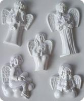 Forma do odlewów - Odlewy gipsowe - Pięć Aniołków (2713188)