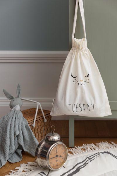 Elodie Details - Woreczki StyleMyWeek na każdy dzień tygodnia zdjęcie 3