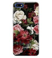 Huawei Y5 2018  | clear | etui na telefon guma silikon + szkło