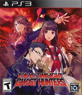 Tokyo Twilight Ghost Hunters - PS3