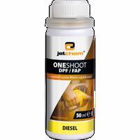OneShoot DPF JETCHEM 50 ML dodatek do paliwa CHRONI FILTRY DPF