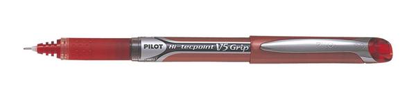 Pilot Pióro Kulkowe Hi-Tecpoint V5 Grip Czerwony